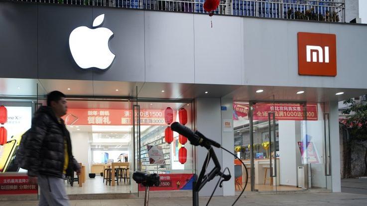 Akıllı telefon pazarında Xiaomi Apple'ı yakaladı!