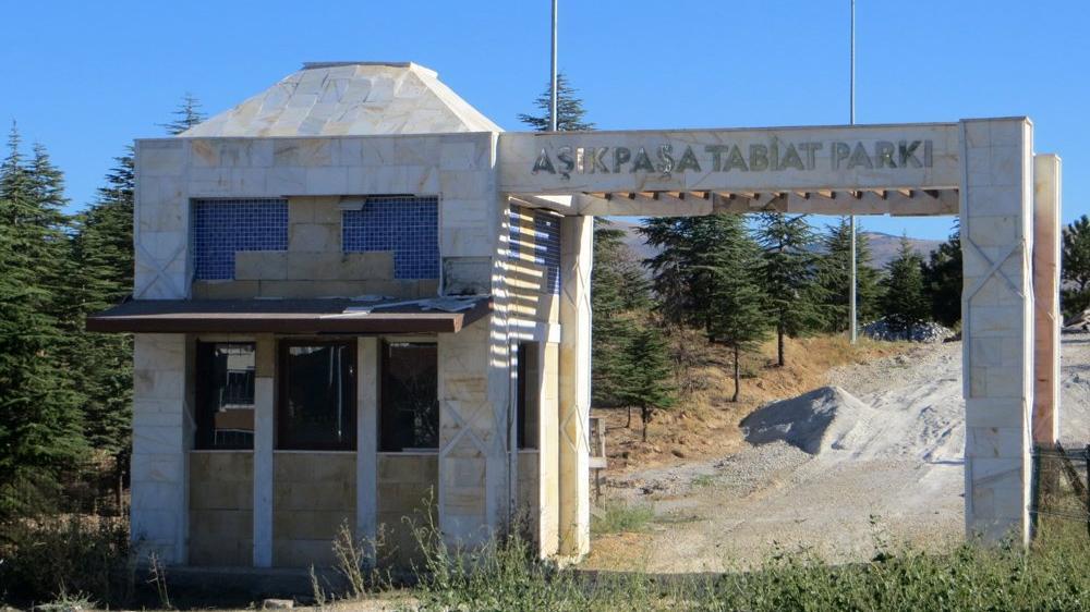 Anlaşmaya rağmen CHP'ye geçen belediyeye, park teslim edilmedi