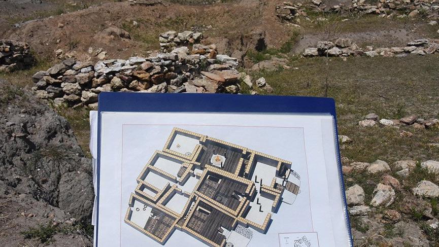 Anadolu'nun 5 bin yıllık ilk şehir yapılanması ortaya çıkarıldı
