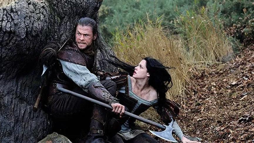 Pamuk Prenses ve Avcı filminin konusu ve oyuncuları
