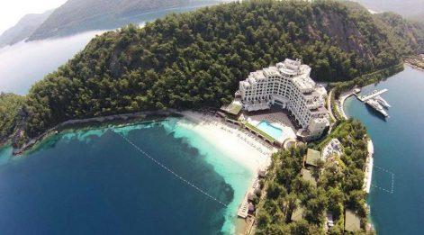 İpek'in otelinde Davutoğlu, Arınç ve Babacan da konaklamış!