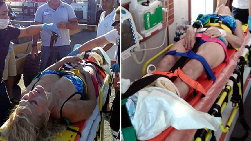 Ünlü oyuncunun oğlu, sürat teknesiyle çarpıp kaçtı ile ilgili görsel sonucu