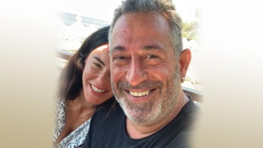 Cem Yılmaz ve Defne Samyeli'den ayrılık iddialarına videolu yanıt