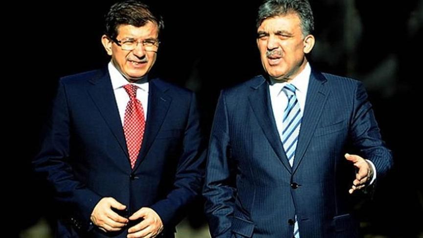 AKP'nin 18 yıllık hikayesinde önemli ayrıntı! Gül ve Davutoğlu yok