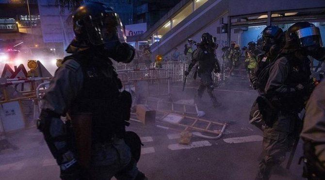 5 soruda Hong Kong'daki protestolar!