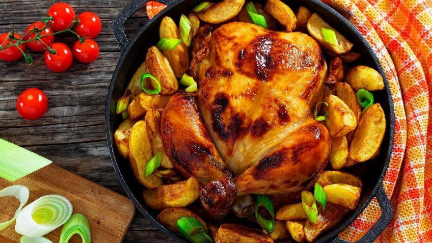 Fırında tavuk tarifi: Fırında tavuk yemeği nasıl yapılır?