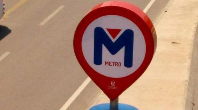 Hiç olmayan metroyu bakanlığa devrettiler