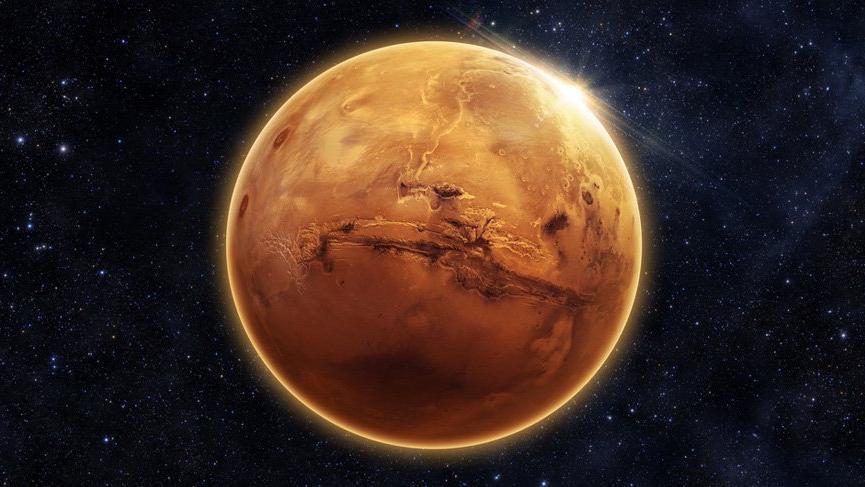 Mars Başak burcunda!