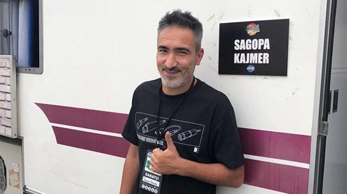 Sıra Sagopa Kajmer'de… Yeni şarkısını dinleyicilerle buluşturdu