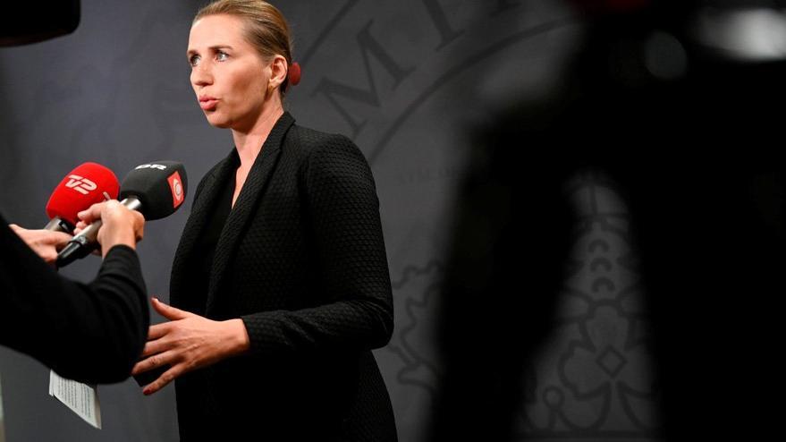 Danimarka Başbakanı'ndan Trump'a yanıt: Absürt