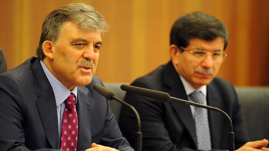 Abdullah Gül ve Ahmet Davutoğlu'ndan kayyum açıklaması - Son dakika haberleri