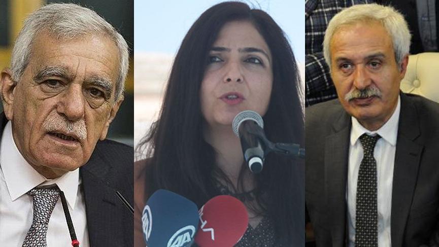 Son dakika! Diyarbakır, Mardin ve Van belediyelerine kayyum atandı