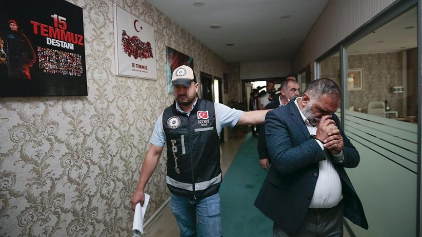 Ankara'da 'iş, tayin, atama ve ihale' örgütü kurmuşlar
