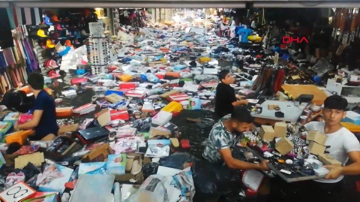 Sel felaketinden etkilenenlere 100 bin TL faizsiz kredi