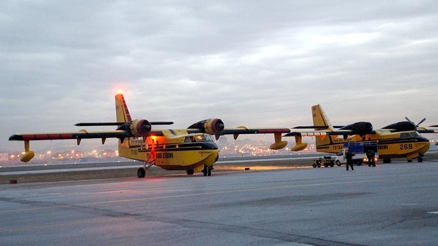 THK'dan Bakan'a: Uçaklarımız hazır