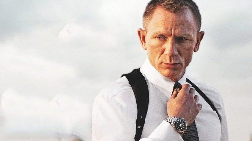 James Bond'un 'ölmeye zaman yok'