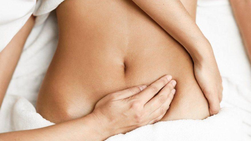 Göbek eritme masajı nasıl yapılır? Karın masajı ile göbek eritme…