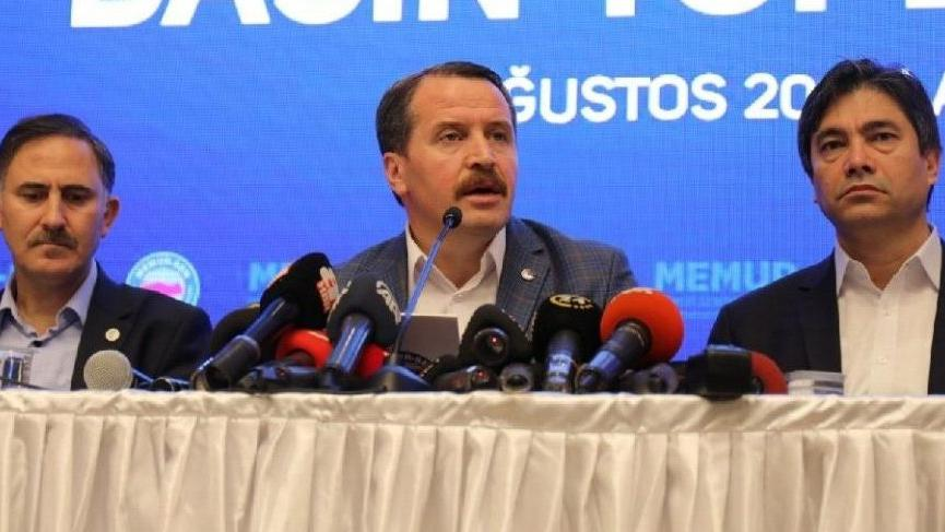 Memur-Sen Başkanı Yalçın: Hakem Kurulunda itirazlarımızı ifade edeceğiz