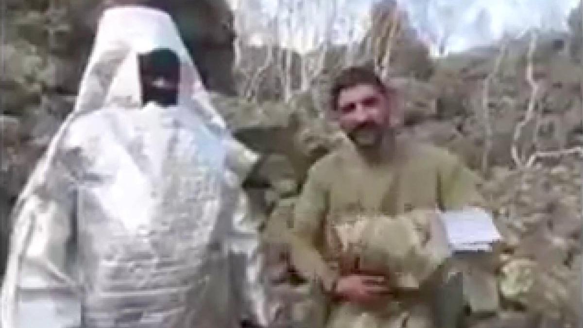 Teröristlerden yeni yöntem: İHA'ya karşı parlak kıyafet!