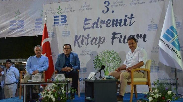 """SÖZCÜ yazarları Edremit'te: """"Gücümüzü halkımızdan alıyoruz"""""""
