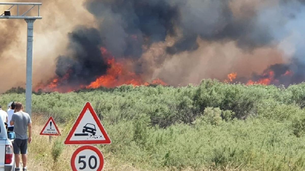 Meteoroloji bu kez orman yangınına karşı uyardı! | Yurtta son dakika hava durumu