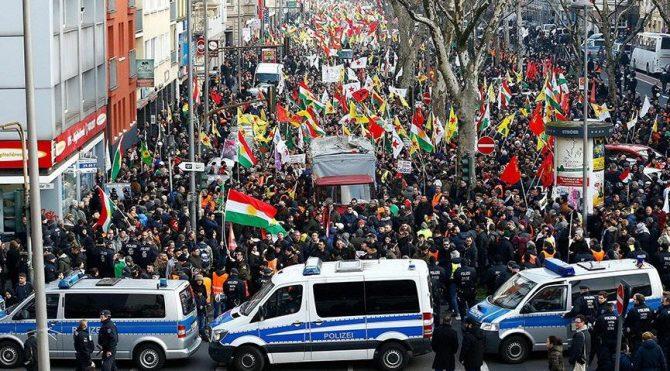 Avrupa'dan PKK'ya yılda 25 milyon Euro gidiyor