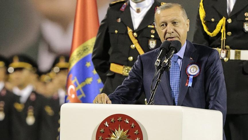 Erdoğan'dan kayyum açıklaması
