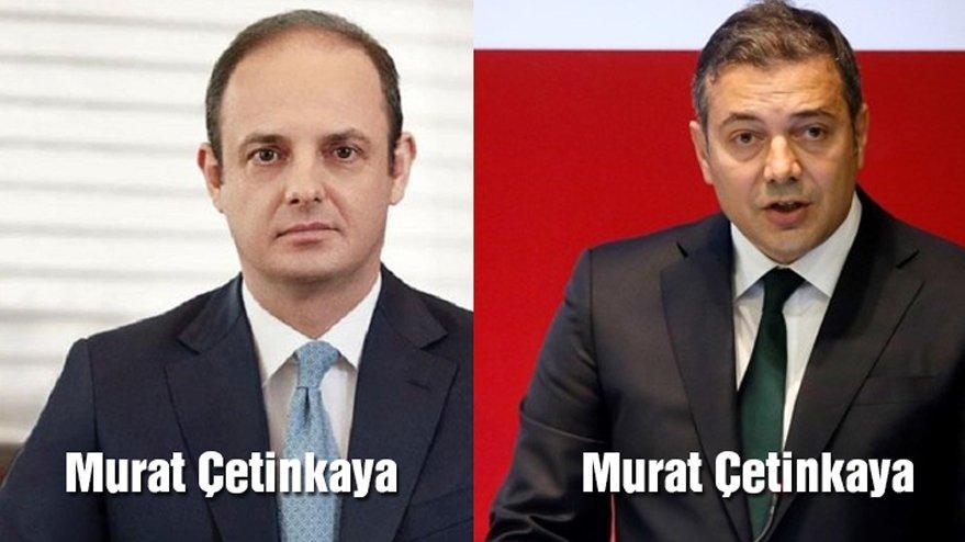 Murat Çetinkaya, Merkez Bankası'na devam ediyor!