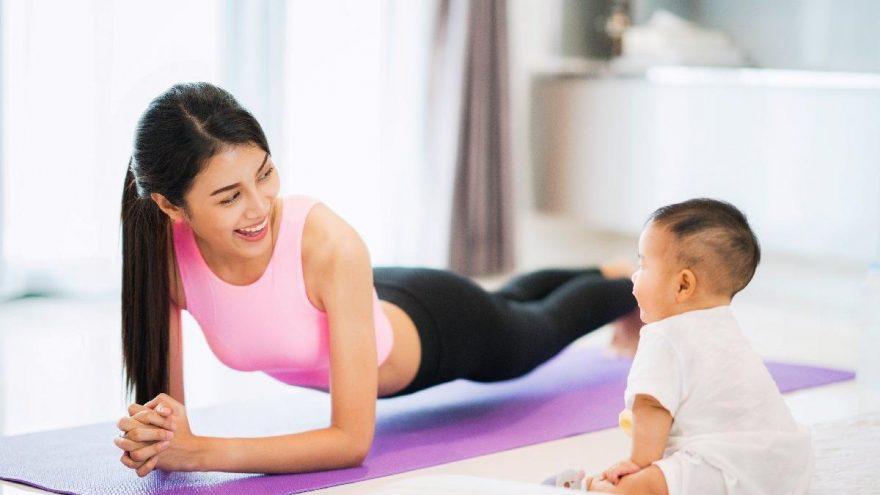 Sezeryan doğum sonrası kilo vermek için neler yapılabilir?