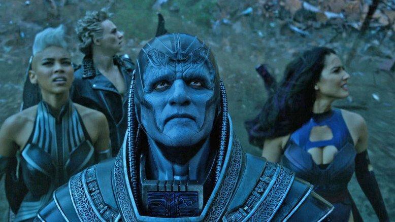 X-Men Kıyamet filminini konusu ve oyuncu kadrosu