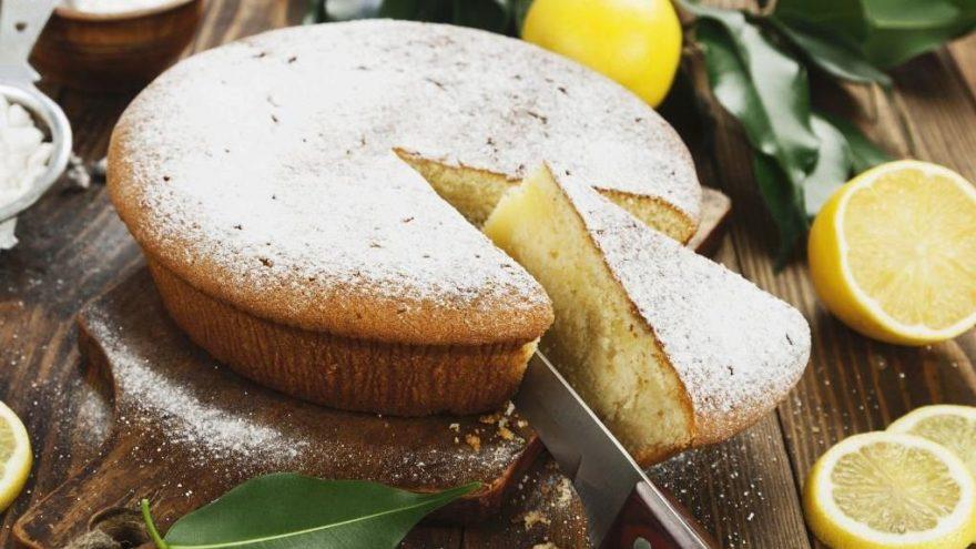Limonlu kek tarifi: Limonlu kek nasıl yapılır?