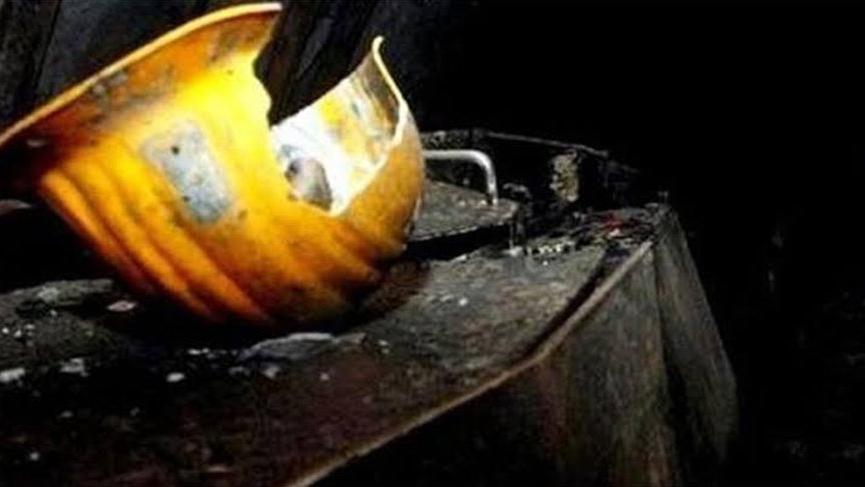 Kütahya'da özel maden ocağında göçük: 1 ölü, 1 yaralı