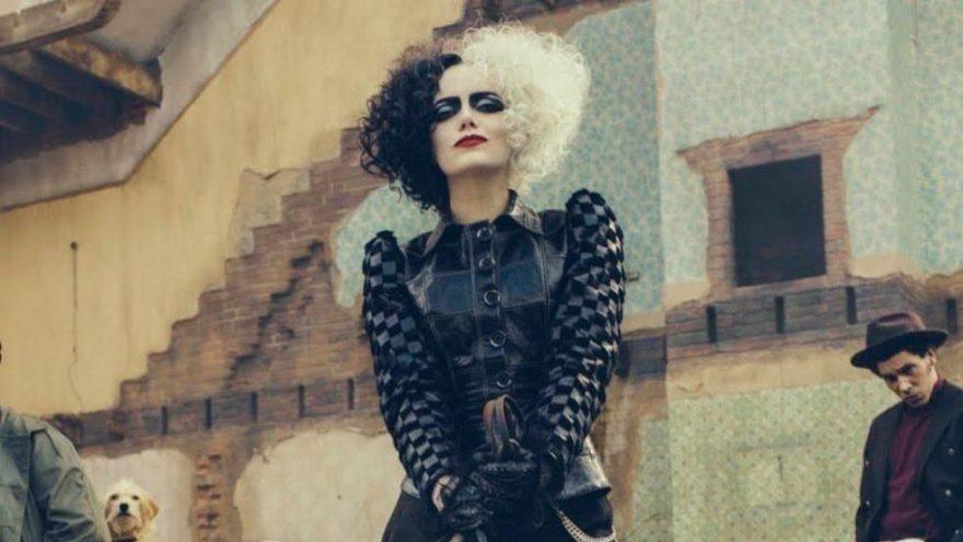Emma Stone, Cruella De Vil haliyle sosyal medyada gündem oldu