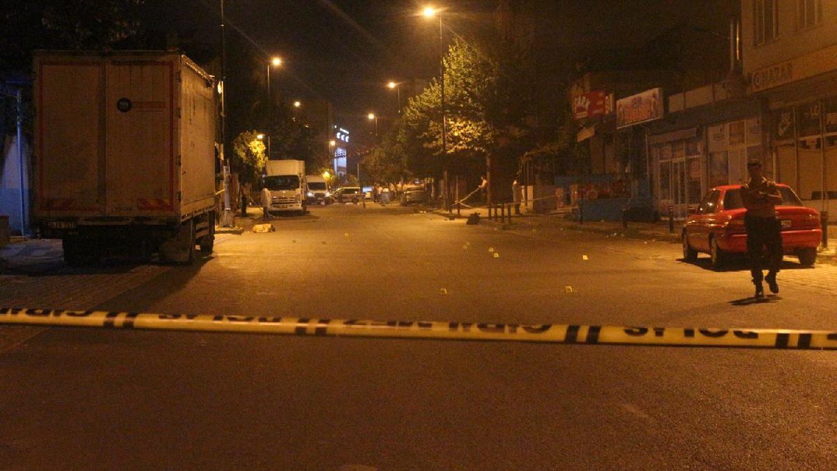 İstanbul'da iki grup arasında çatışma