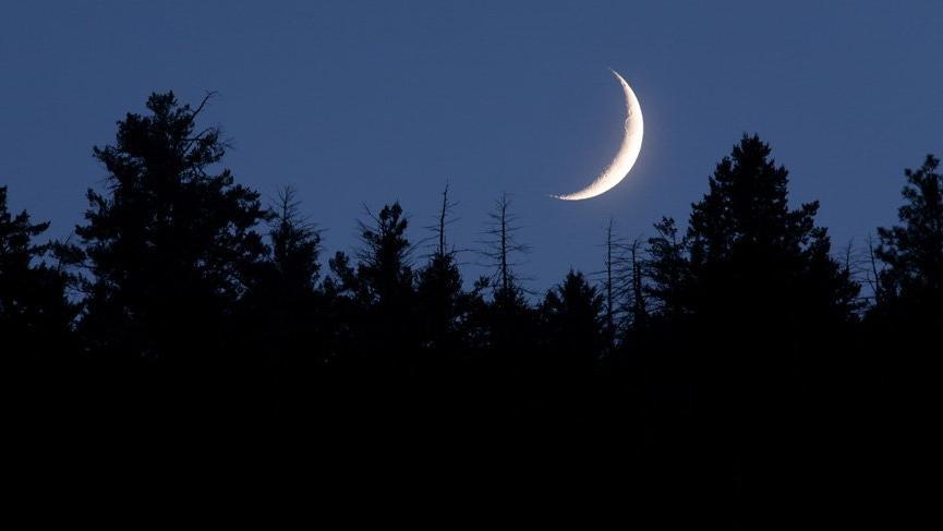 Başak burcunda Stelyumlu Yeni Ay