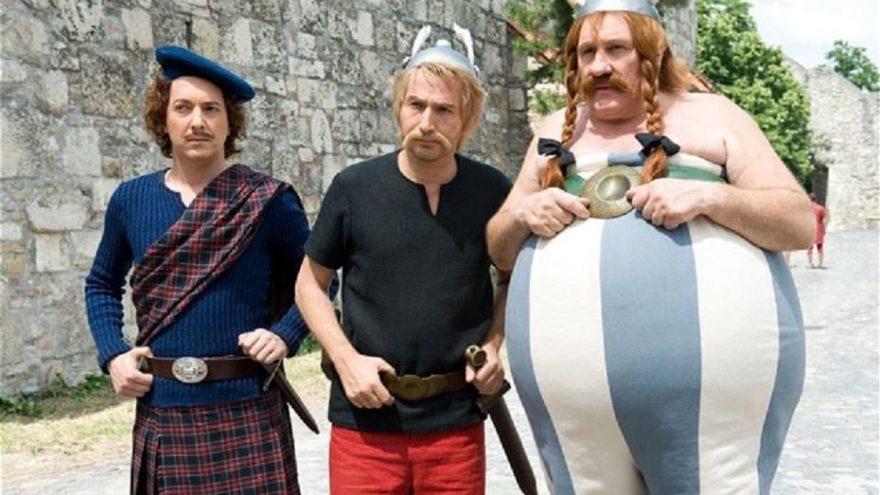 Asteriks ve Oburiks Gizli Görevde oyuncuları kimler? Asteriks ve Oburiks Gizli Görevde konusu ne?