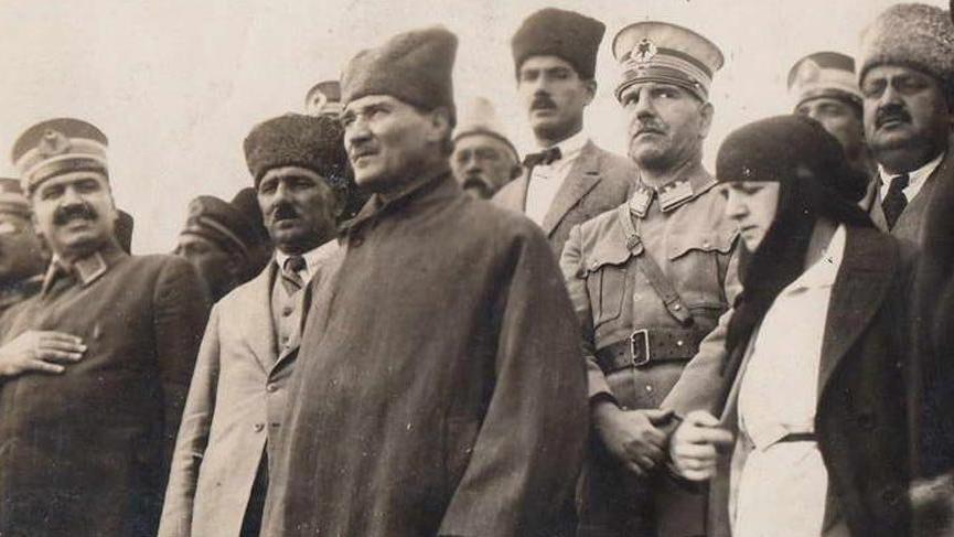 Atatürk 30 Ağustos'u anlattı - Son dakika haberleri