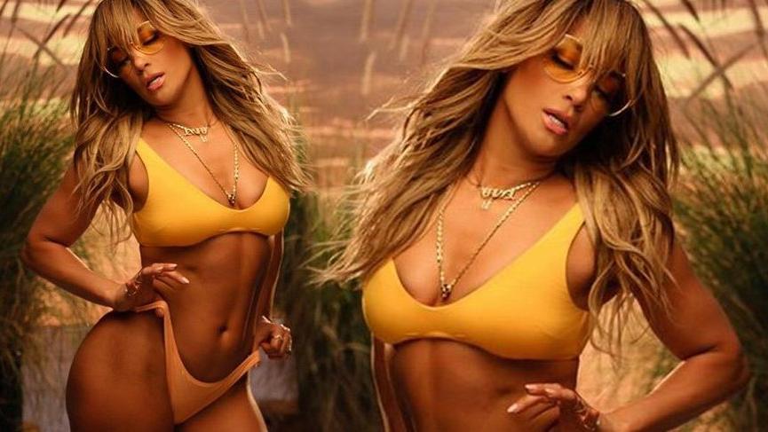 Jennifer Lopez Variety dergisine 'G-String' giyme korkusunu nasıl yendiğini anlattı