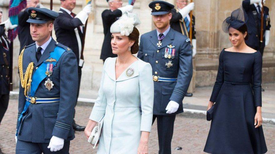 Prens William ve Prens Harry yollarını ayırdı