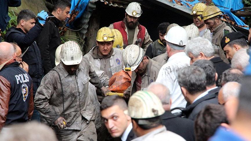 3 işçinin can verdiği kaçak madenin sahibi tahliye edildi