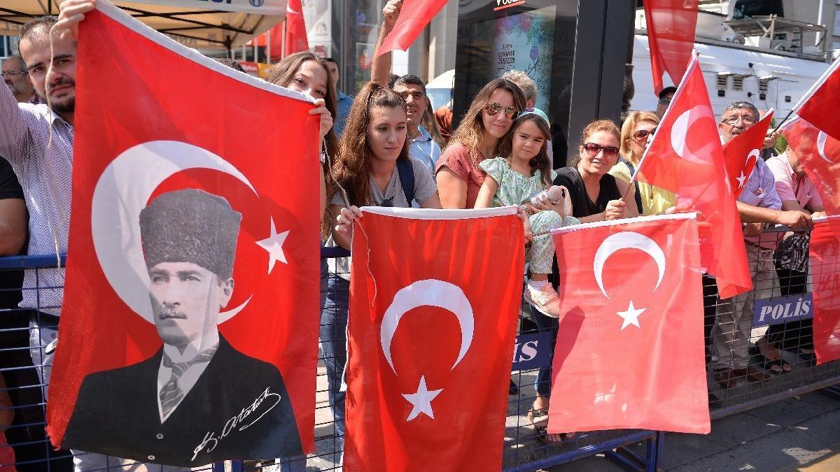 30 Ağustos mesajları: Atatürk ve 30 Ağustos Zafer Bayramı sözleri...