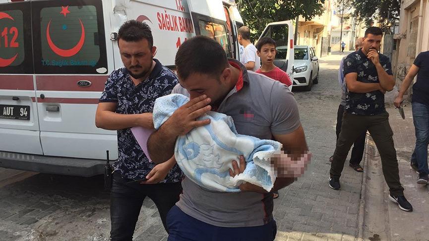 15 yaşındaki annenin 3 aylık bebeği öldü