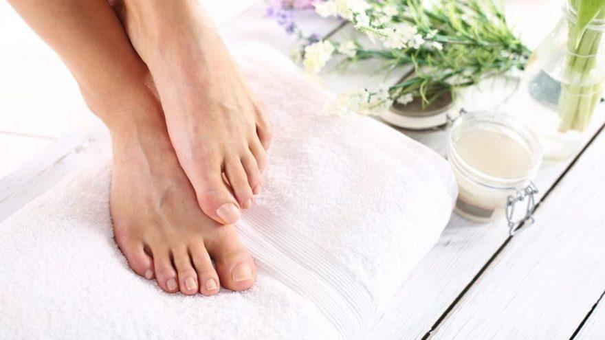 Karbonatla ayak bakımı nasıl yapılır?