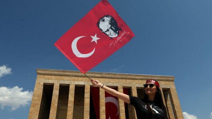 30 Ağustos Zafer Bayramı tüm yurtta coşkuyla kutlandı
