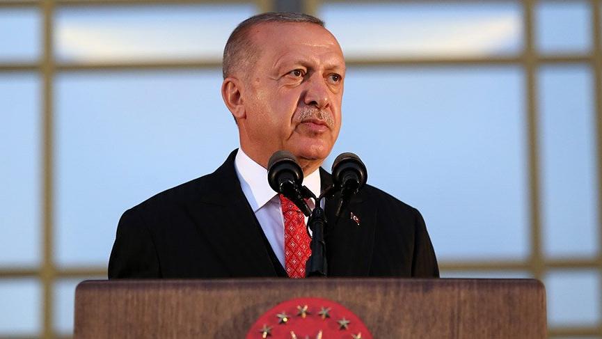 Erdoğan: Gecikmeyle de olsa 2023 hedeflerimize ulaşacağız