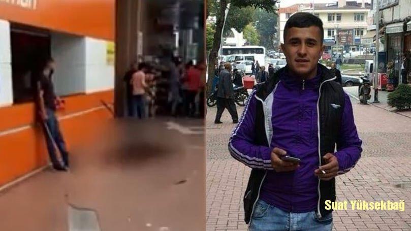 Otogarda kan davası cinayeti! Polis dahil herkes seyretti