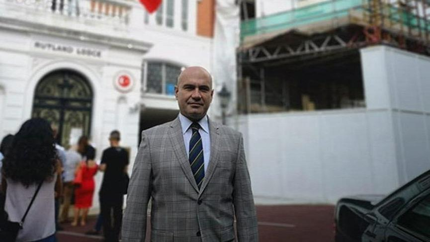 Turhan Çömez 12 yıl aradan sonra 30 Ağustos'ta yurda döndü