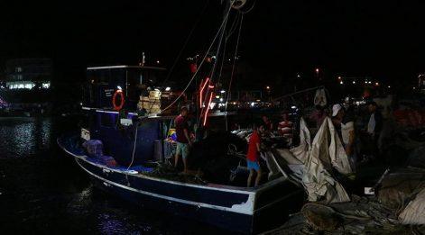 Balıkçılar 'vira bismillah' diyerek deniz açıldı!