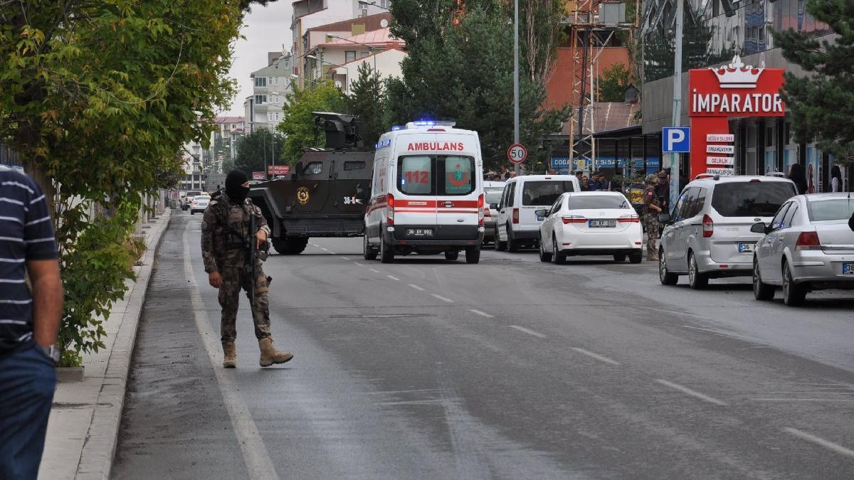 Kars'ta silahlı kavga: 1 ölü