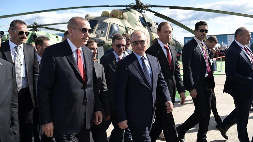 Son dakika... Moskova'dan korkutan iddia: ABD, İdlib'i vurdu